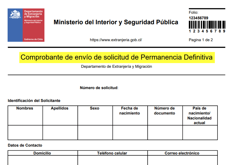 Comprobante-de-envío-de-solicitud-anterior-subsanar-solicitud-de-permanencia-definitiva-extranjeria-chile-lostinchile